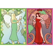 The Wine Fairy Set