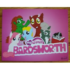 My Little Bardsworth