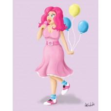 My Little Pin-up: Pinkie Pie
