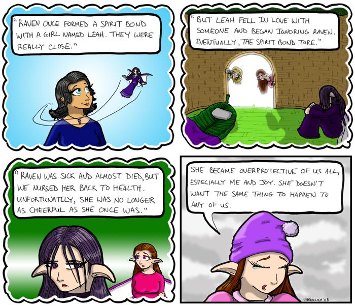 Raven Explained